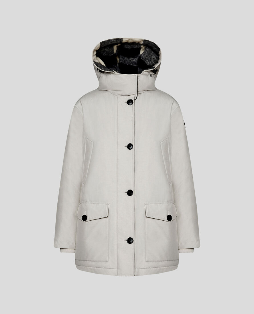 W'S Reversible Parka Nf