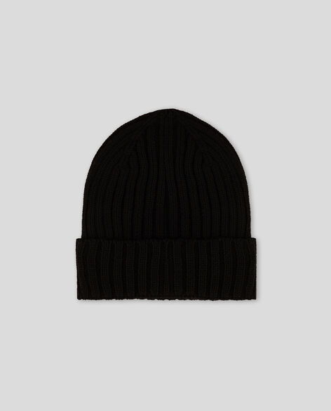 Winter Wool Beanie Hat