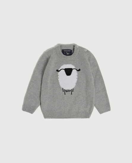 Baby Sheep Sweater