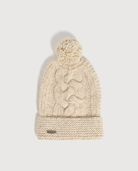 W'S Cable Beanie