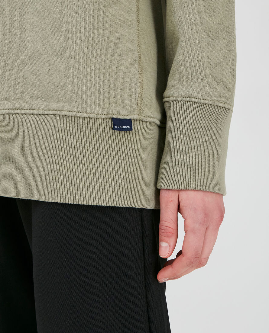 W'S American Fleece Crew Neck