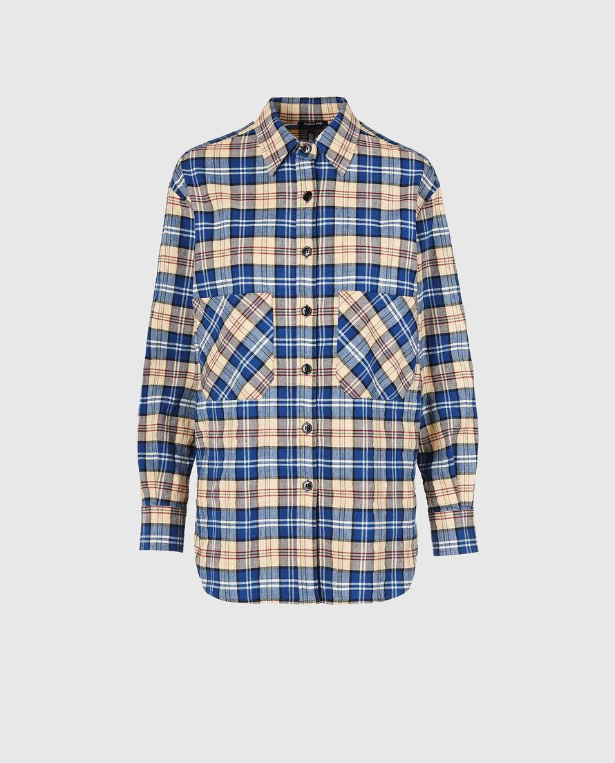 W'S Check Shirt