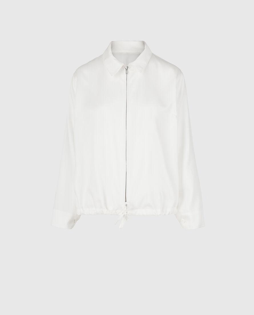 W'S Fluid Zip Shirt