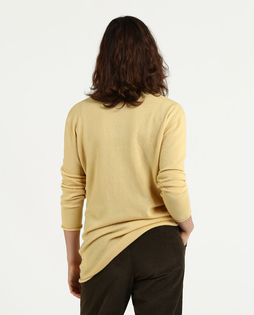 W'S Turtle Neck Sweater