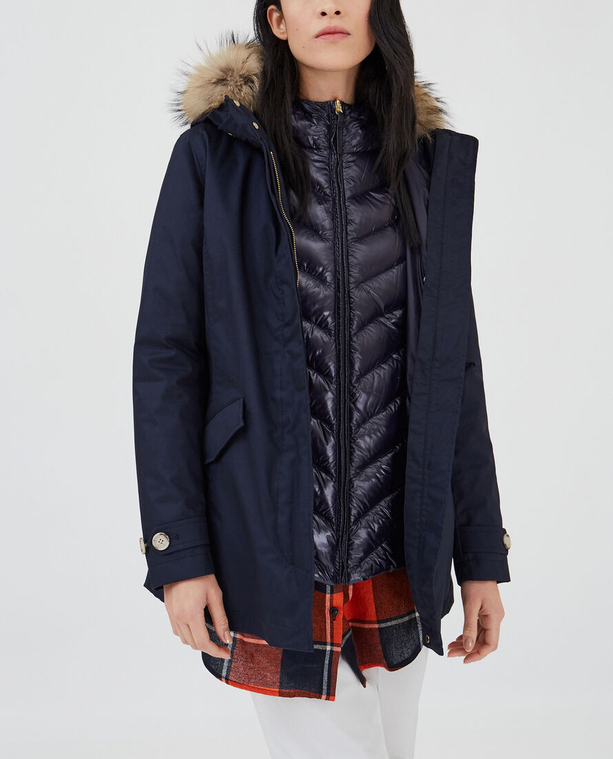 W'S 3In1 Arctic Parka