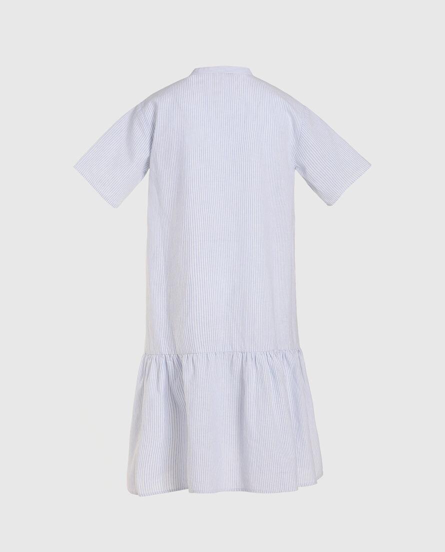 G'S Cotton Linen Dress