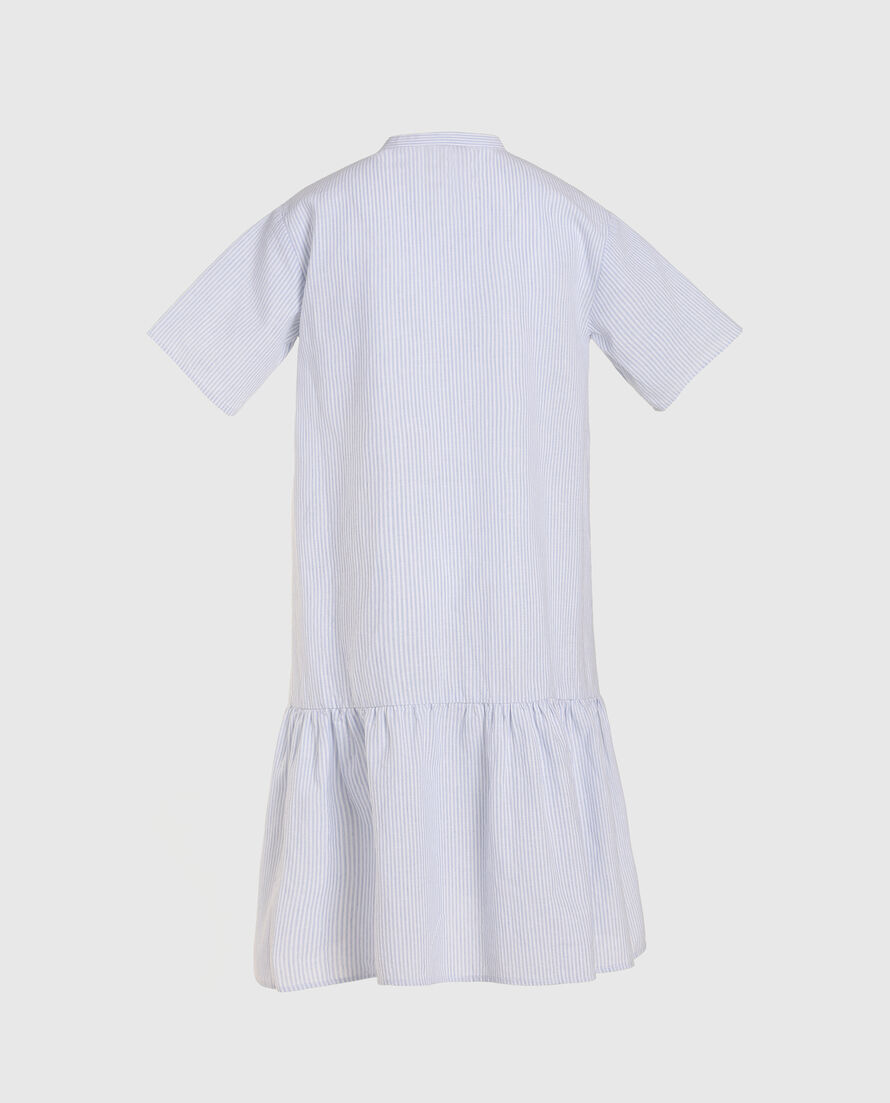 G'S Cotton Linen Dress