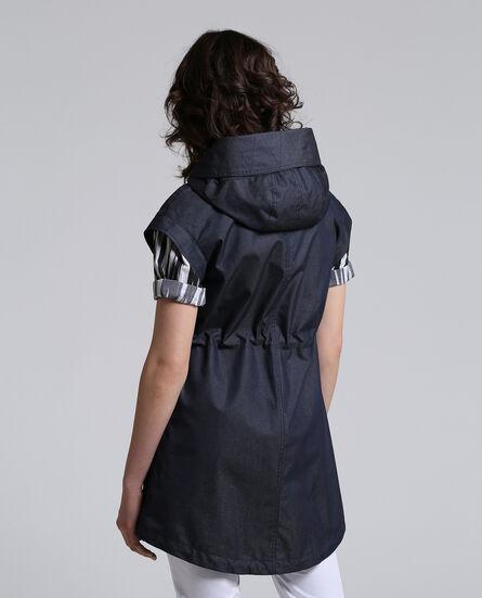 W'S Military Long Vest
