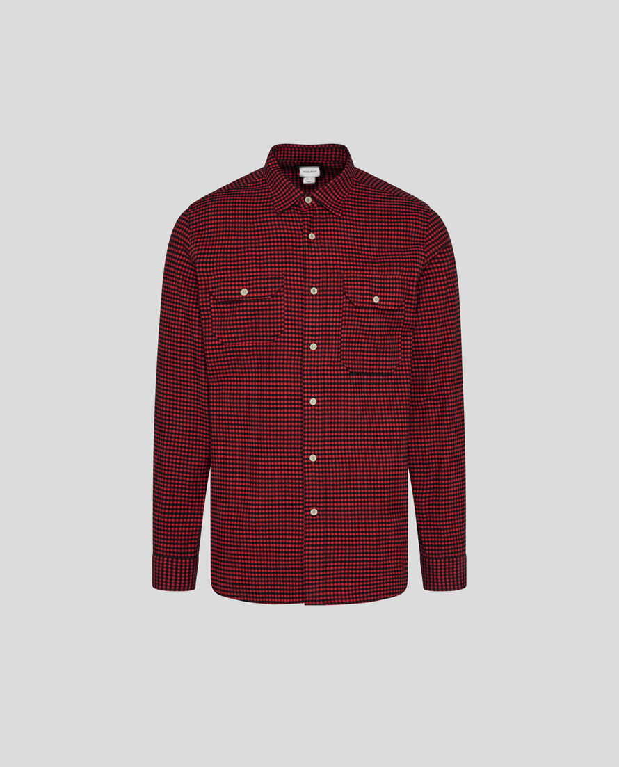 Hunting Flannel Shirt