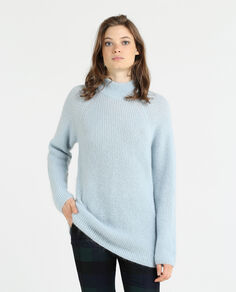 W'S Turtle Neck Cozy Sweater