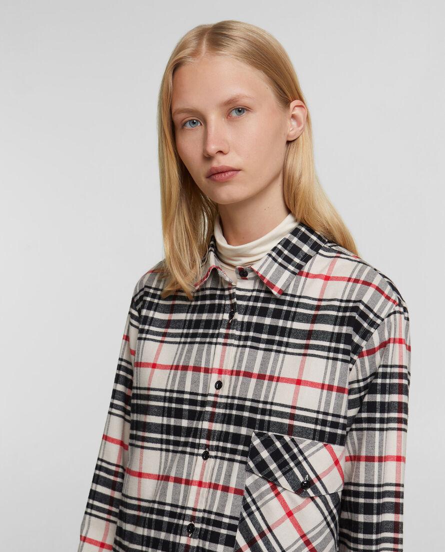 W'S Urban Flannel Shirt
