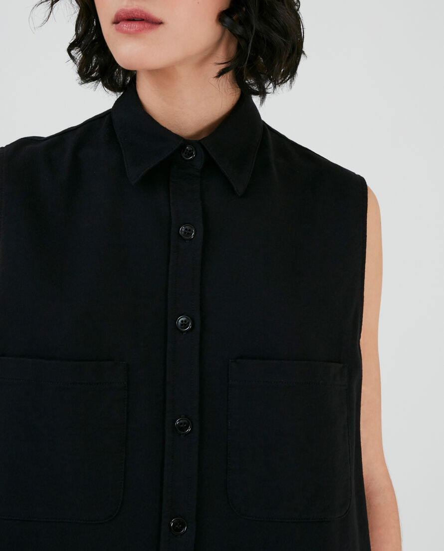 W'S Cotton S/S Shirt