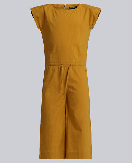 G'S Long Popeline Jumpsuit