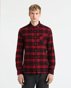 Heritage Check Flannel Shirt