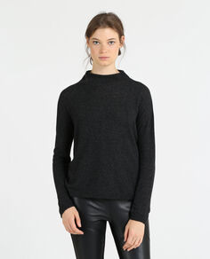 W' Super Fine Pocket Sweater