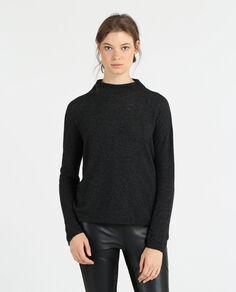 W' Super Fine Pocket Sweater