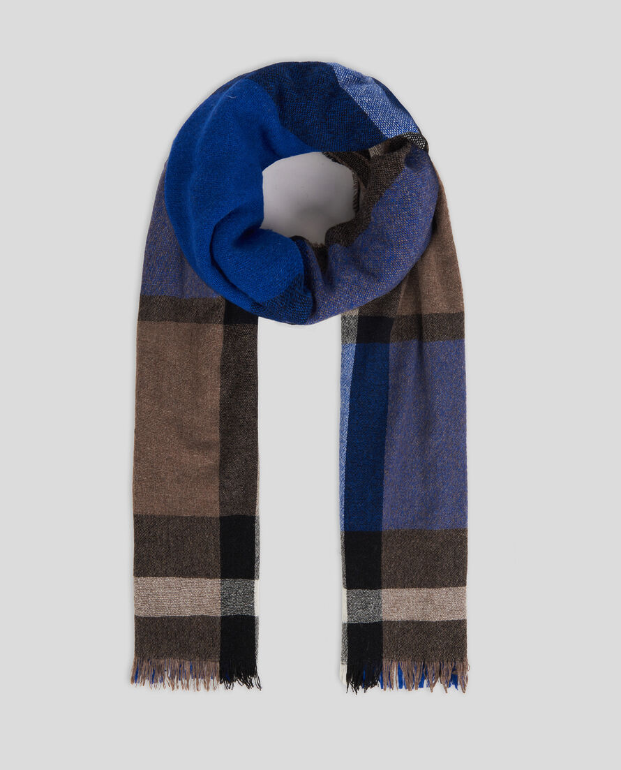 Mix Wool Scarf