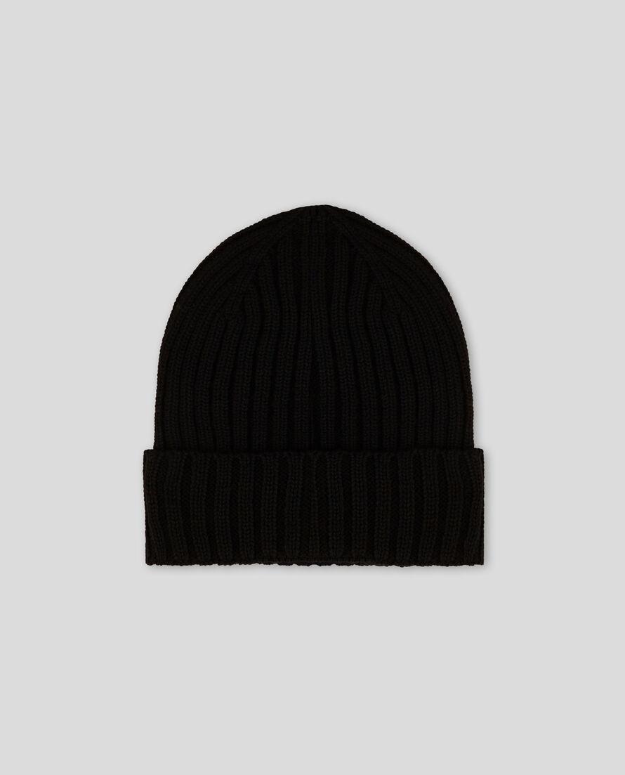 Winter Wool Beanie Hat