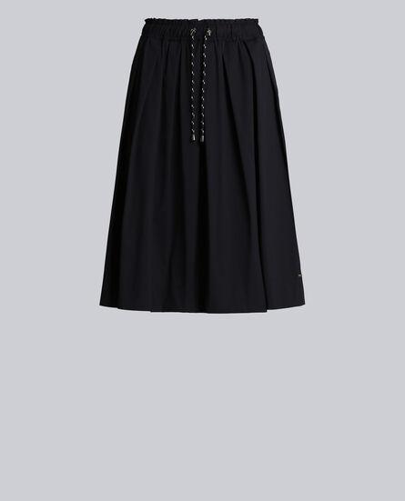 W'S Technical Popeline Skirt