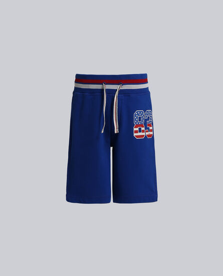 B'S Fleece Shorts