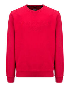 Logo Crew Neck, SCOOTER RED A, hi-res