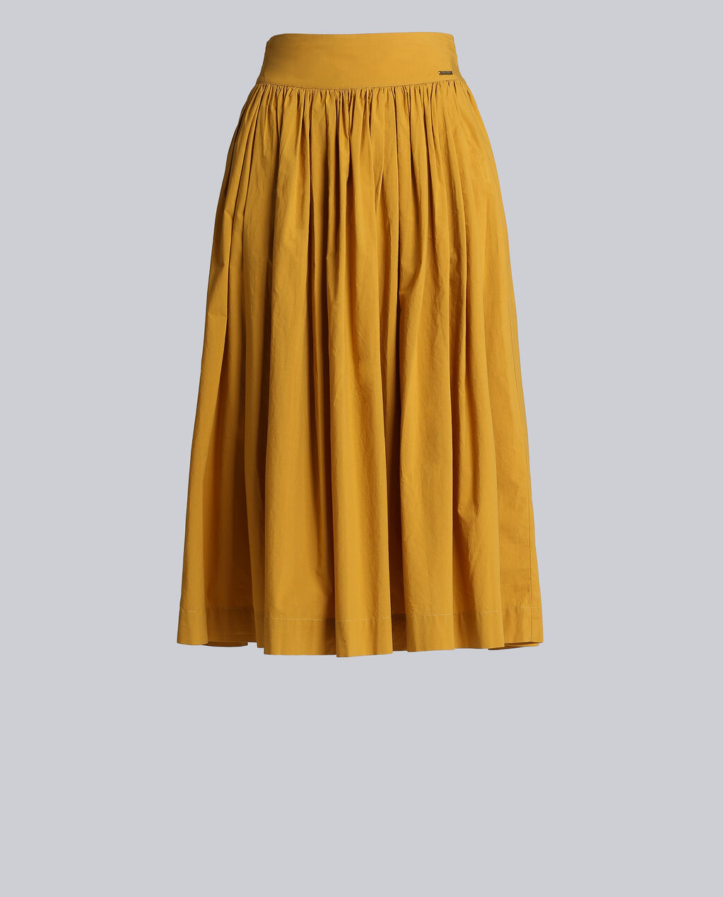 4b544b9f144 WO GONNE - SKIRTS Yellow Tierra WWGON0332-PO90