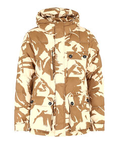 Tech Camou Mountain Jacket