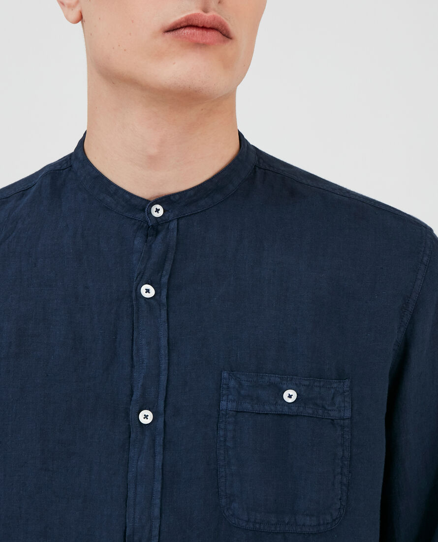 Linen Korean Shirt