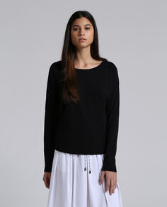 W'S Cotton Modal Crew Neck