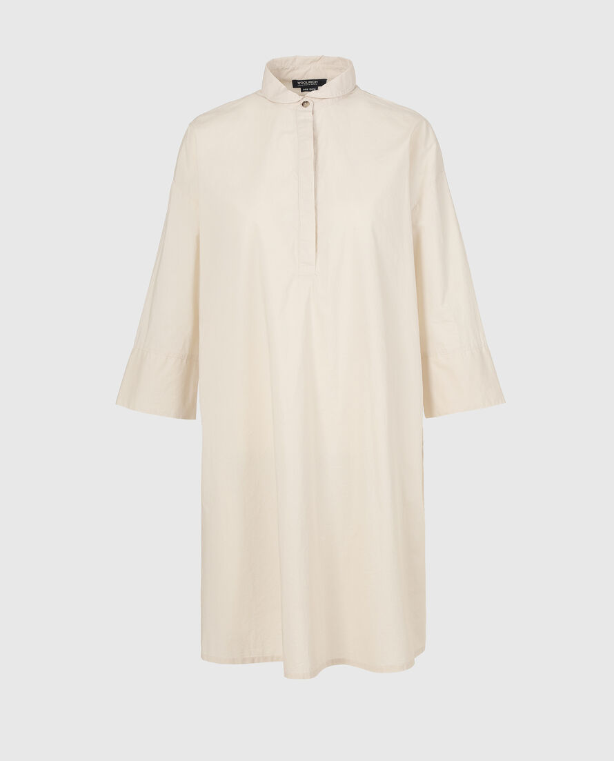 W'S Popeline A-Line Dress
