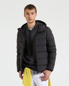 Sierra Hooded Jkt