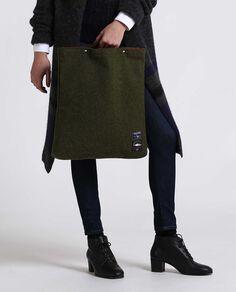 Union Revers Clutch Bag
