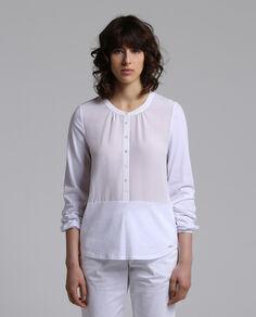 W'S Silk Jersey Shirt