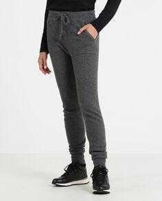 W'S Cashmere Regular Pant