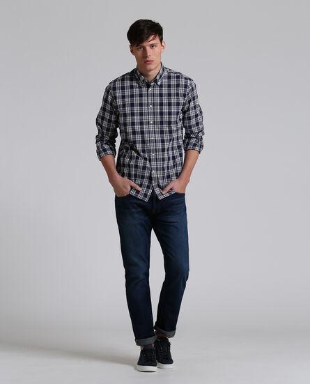 Cotton Check Shirt
