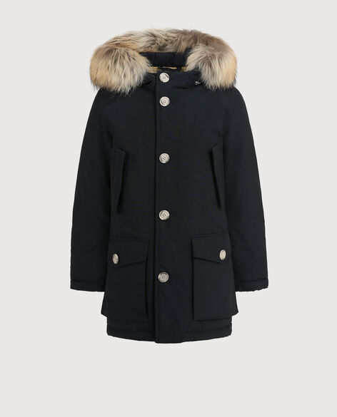 B'S Parka Detachable Fur