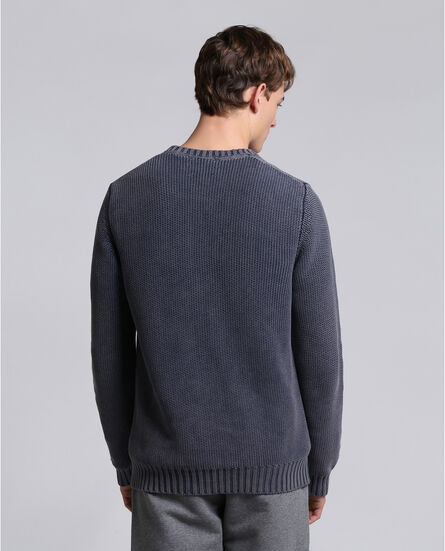 Heavy Cotton Sweater