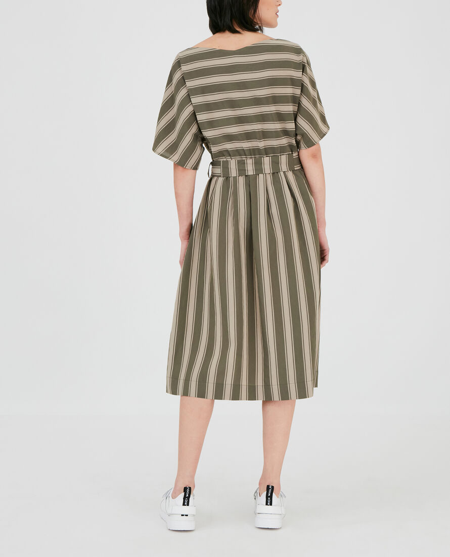 W'S Scully Stripe Dress