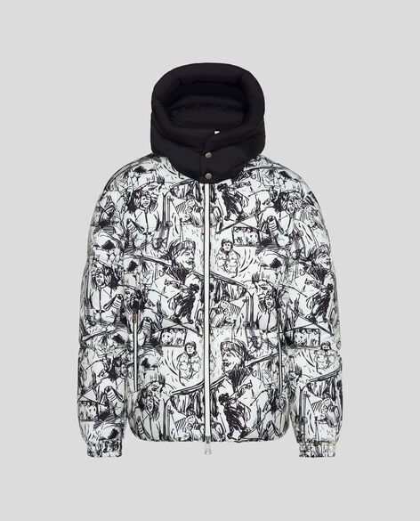 Printed Sierra Supreme Jacket