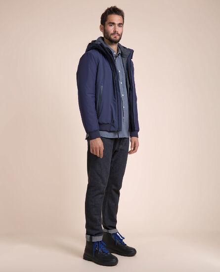 Comfort Rain Jacket Look