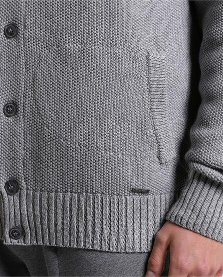 Soft Heavy Cotton Cardigan