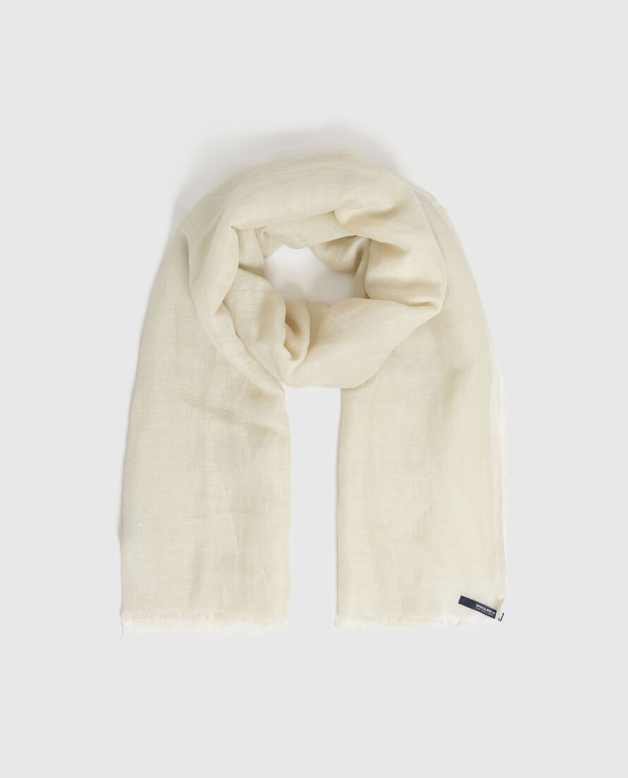 W'S Mix Linen Scarf