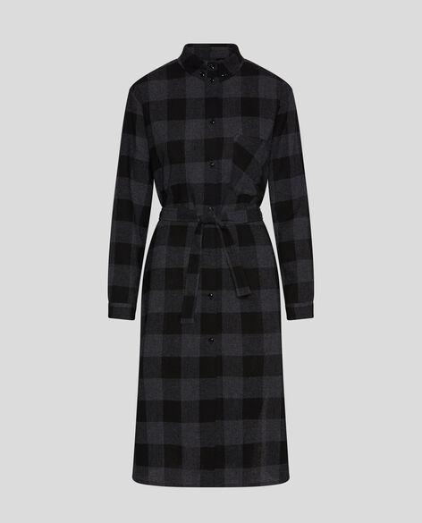 W'S Heritage Gauze Long Dress