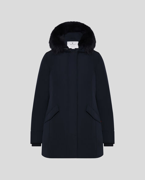 W'S Shearling Arctic Parka