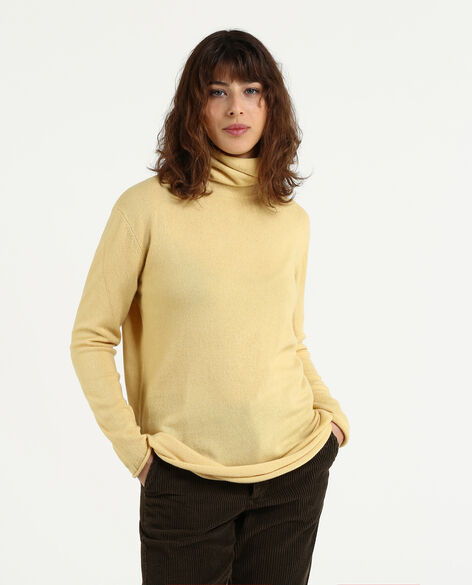 W'S Turtle Neck Sweater