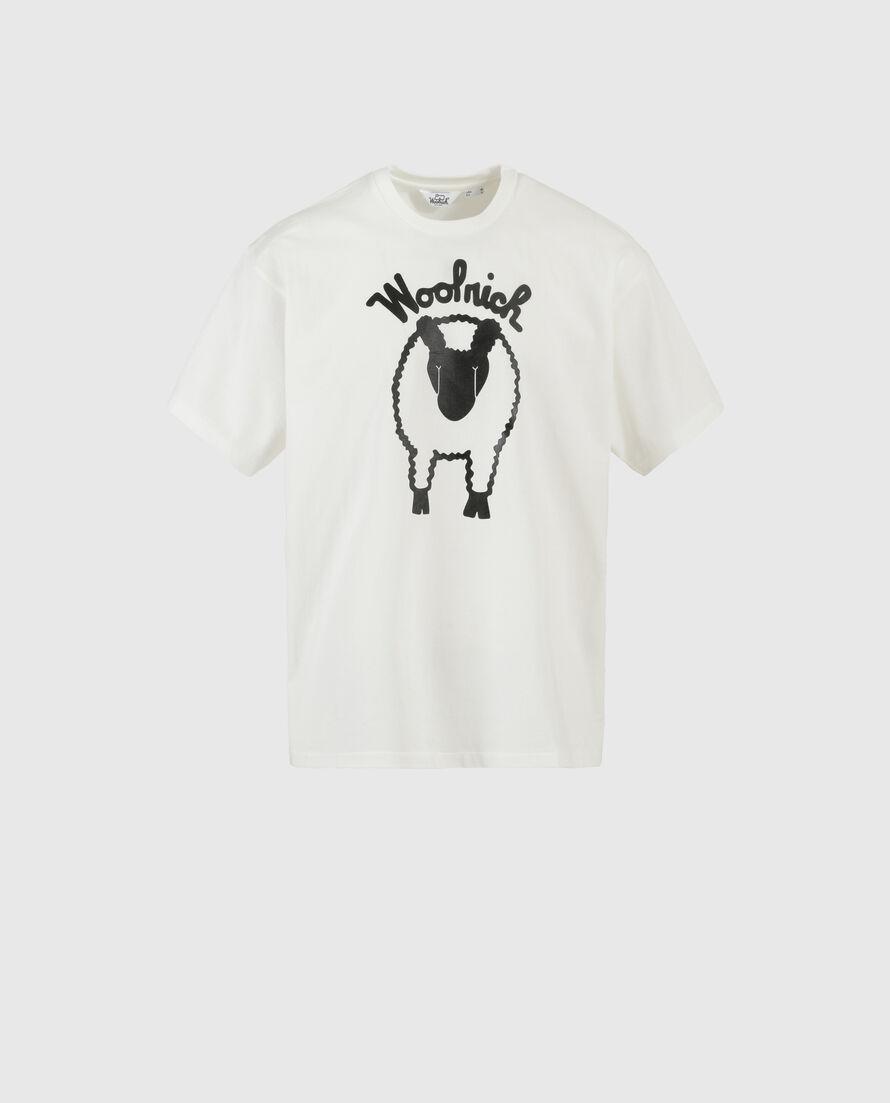 C/N Round Body Print 2 T-Shirt