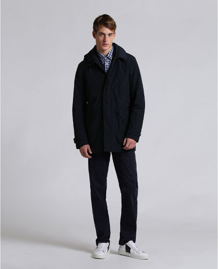 City Coat Look