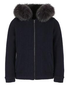 G'S Wool Cotton Hoodie