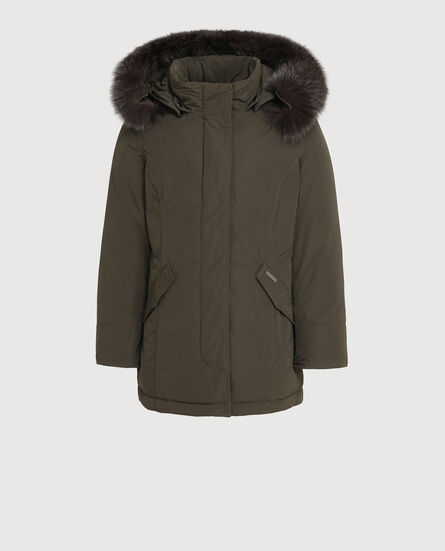 G'S Luxury Arctic Parka Fox