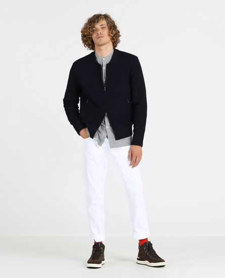 Knitted Felted Blazer